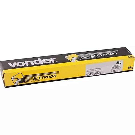 Eletrodo 6013 2,5mm 46.00 Caixa 5kg - VONDER