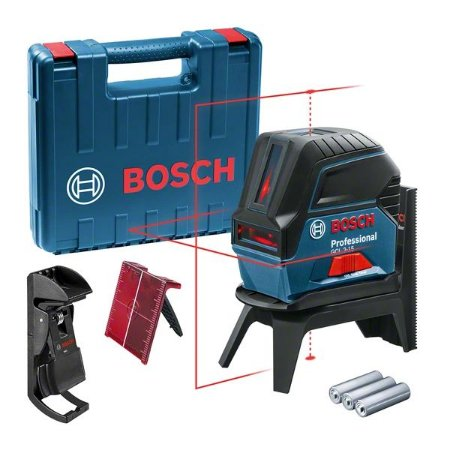 Nível a Laser GCL 2-15 Maleta Plástica - BOSCH-0601066E02