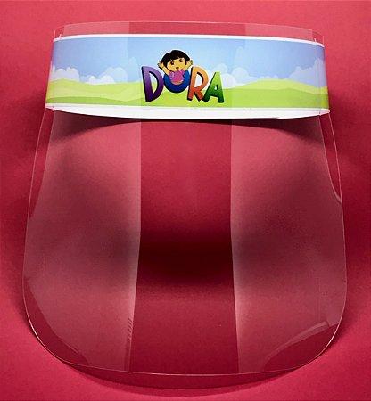 Protetor Facial Infantil - Aventureira