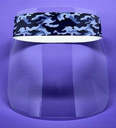Protetor Facial Adulto - Estampa 07