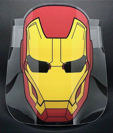 Protetor Facial Infantil - Super-herói HF2