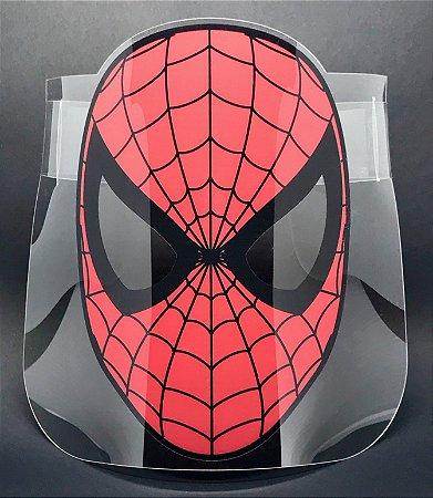 Protetor Facial Adulto - Super-herói HA2