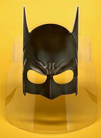 Protetor Facial adulto - Super-herói B3