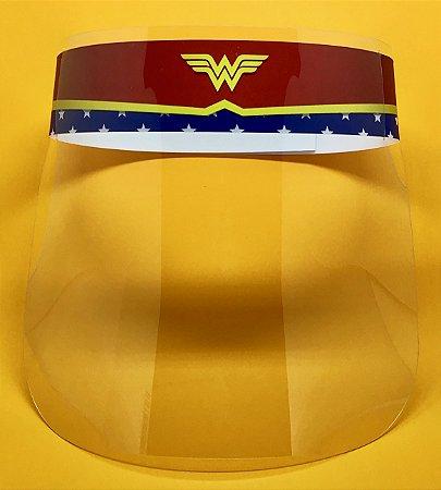 Protetor Facial adulto - Super-herói MM