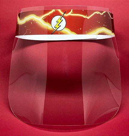 Protetor Facial Adulto - Super-herói TF