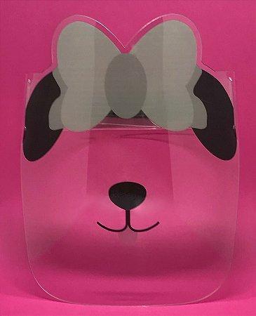 Protetor Facial Infantil - Cachorra