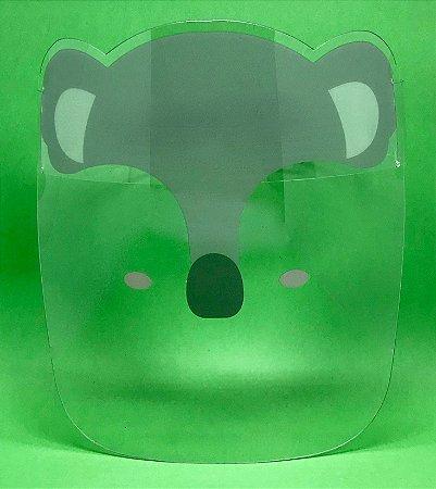 Protetor Facial Infantil - Coala
