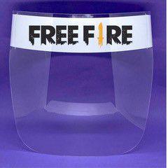 Protetor Facial Adulto - FreeFire