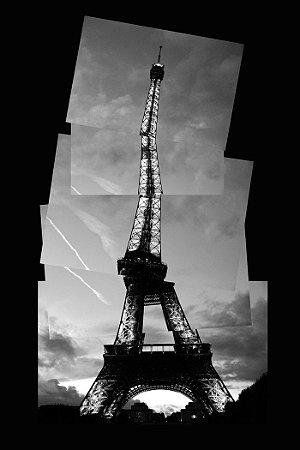 """FOTOGRAFIA 02 - """"Ops, acho que quebrei a Torre!"""""""