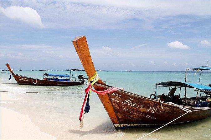 "FOTOGRAFIA 25 - ""Thai Boat"""