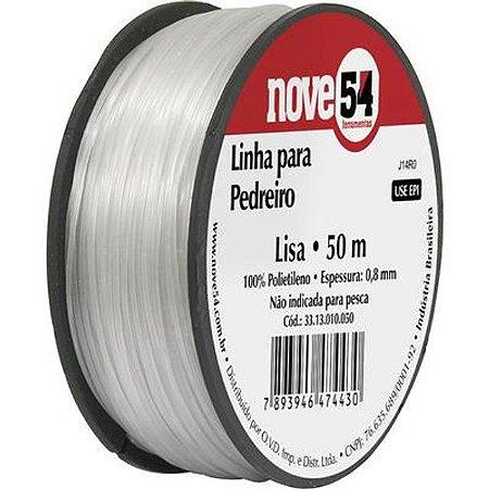 LINHA P/PEDREIRO LISA  50M     954