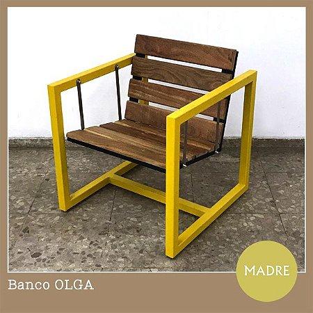 Banco Olga (Amarelo)