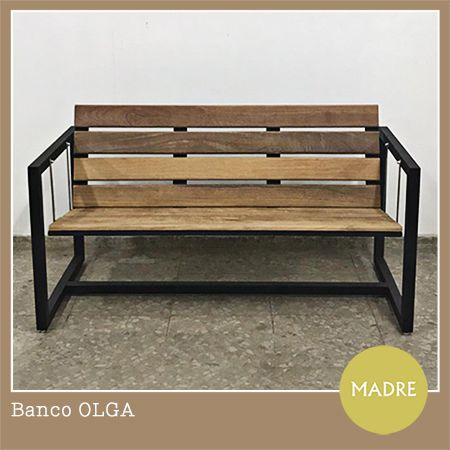 Banco Balanço Olga - (2 lugares)