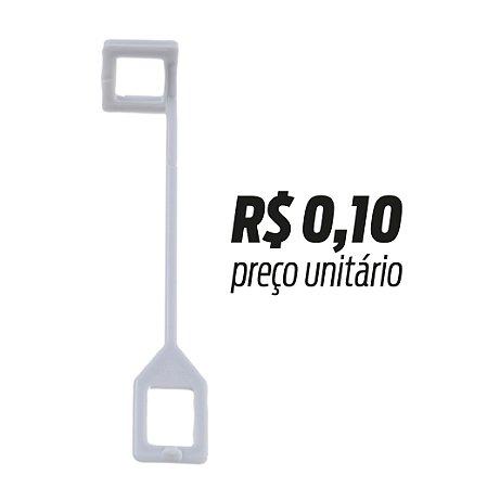 Pino Interligador Quadrado Cinza pacote c/ 500pçs
