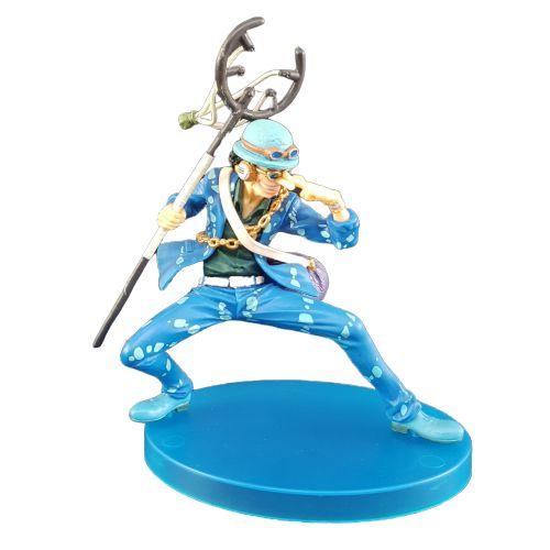 Action Figure Usopp Kuro Kabuto - One Piece
