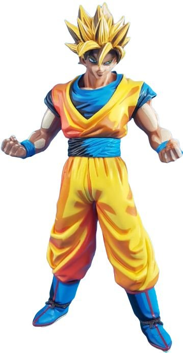 Action Figure Goku Super Saiyajin Dragon Ball