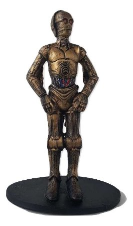 Action Figure C3PO Resina - Star Wars - 16 cm