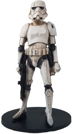 Action Figure Stormtrooper Star Wars Resina - 16 cm