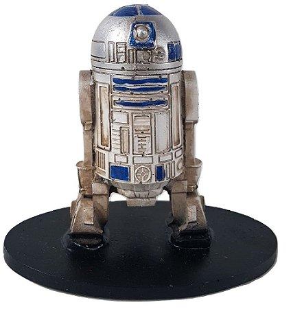 Action Figure R2D2 Star Wars - 9 cm
