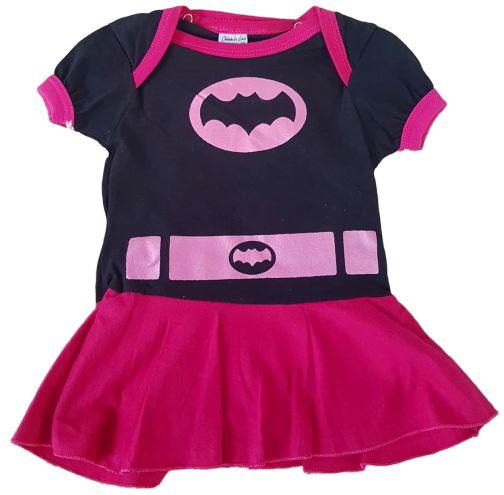 Baby Body Batgirl - Liga da Justiça