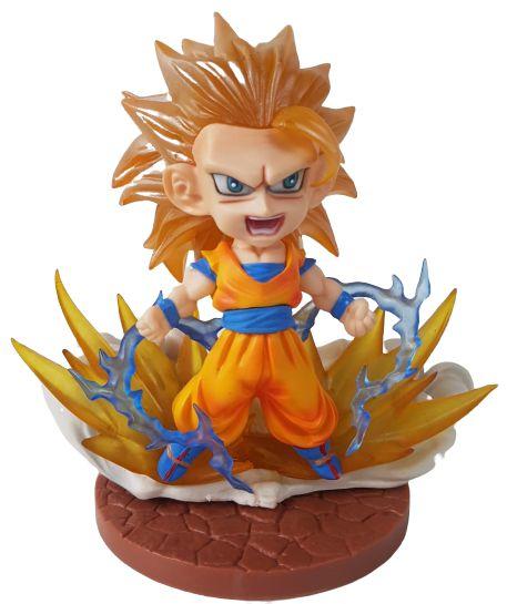 Action Figure Goten Super Saiyajin 3 - Dragon Ball