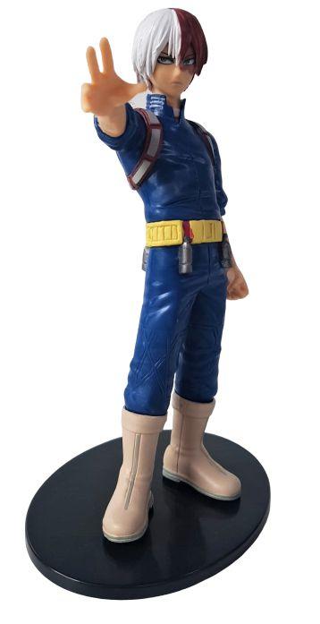 Action Figure Shoto Todoroki My Hero Academia - 16 cm