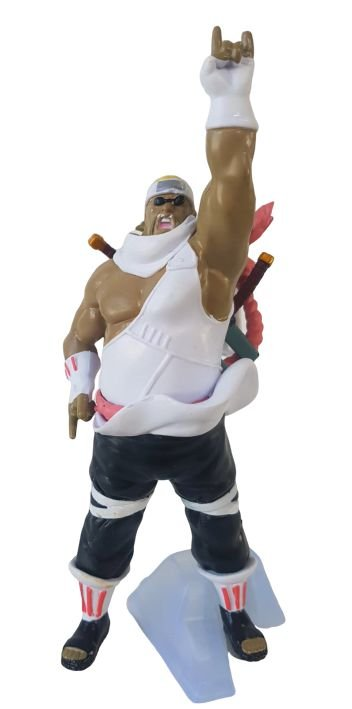 Action Figure Killer Bee Naruto 15 cm
