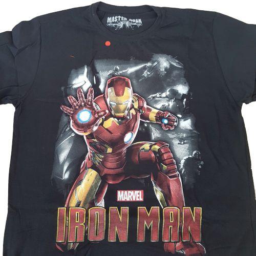 Camiseta Homem de Ferro Vingadores