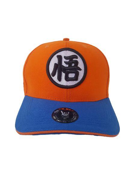 Boné Dragon Ball Kanji Goku