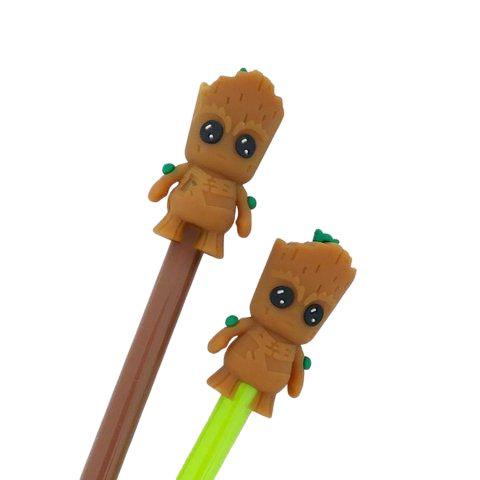 Caneta Baby Groot Marvel Guardiões da Galáxia
