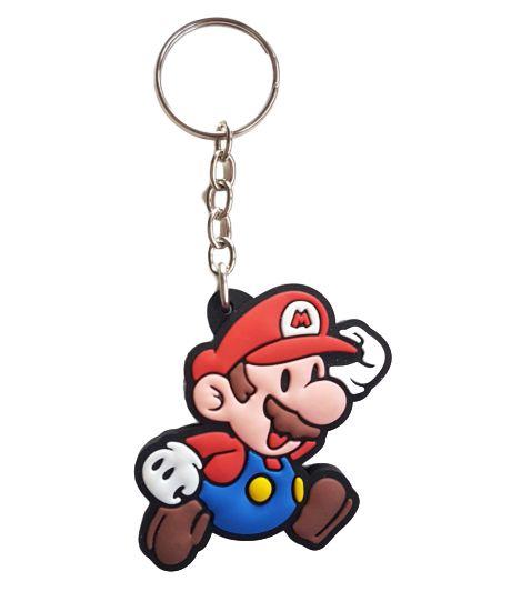 Chaveiro Super Mario World