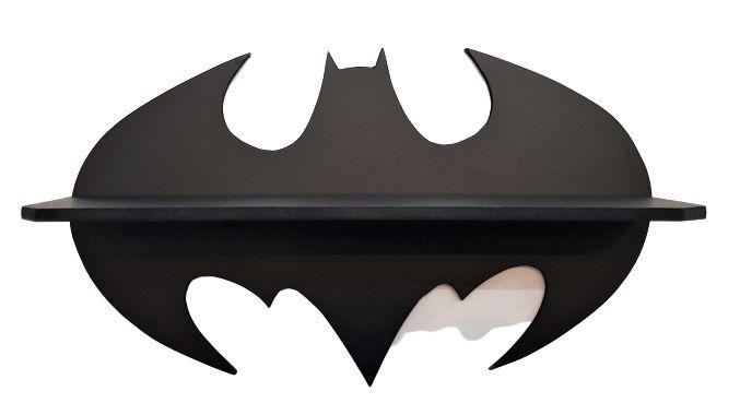 Prateleira Nicho Batman MDF Liga da Justiça