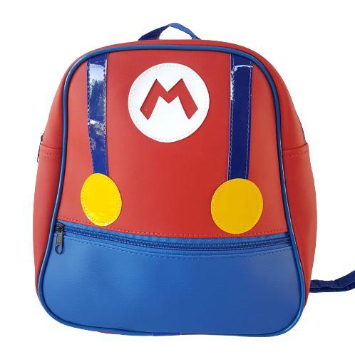 Mochila Super Mario