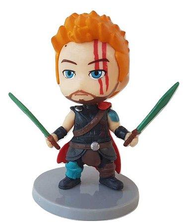 Mini Nendoroid Thor Ragnarok Vingadores