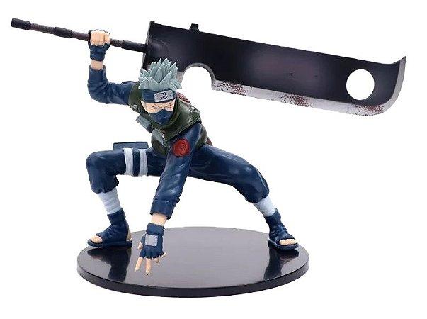 Action Figure Naruto Kakashi Espada Zabuza