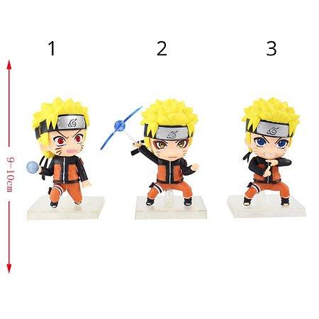 Action Figure Nendoroid Naruto Shippuden Articulado