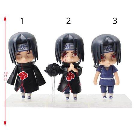Action Figure Nendoroid Itachi Uchiha Naruto Articulado