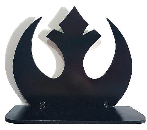 Prateleira Nicho MDF  Star Wars Aliança Rebelde