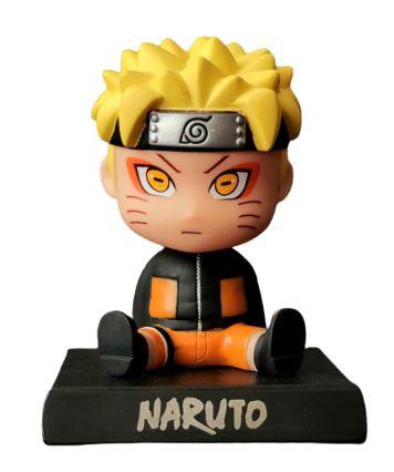 Suporte para Celular e cartões de visita Naruto Shippuden