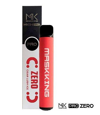 MK - LUSH ICE - ZERO NICOTINA - MASKKING HIGH PRO ZERO NICOTINA - 1000 PUFFS
