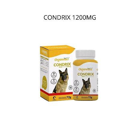 Condrix Dog Tabs Organnact 1200mg 60 Tabletes
