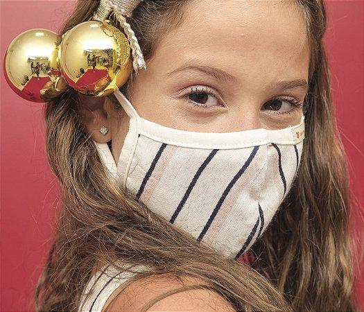 Máscara Infantil Estampada