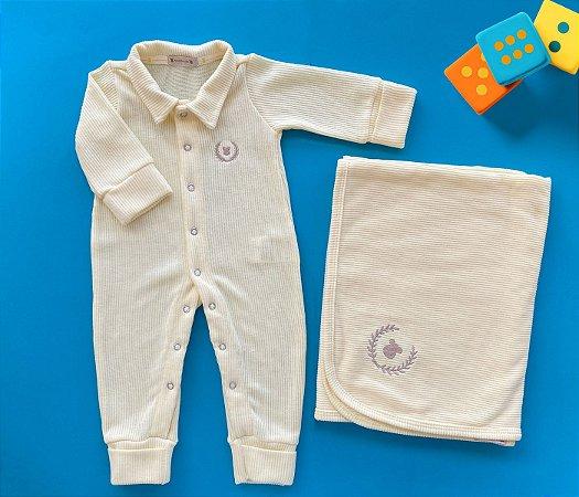 Kit Maternidade Amarelo