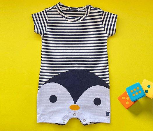 Francês Pinguim Azul
