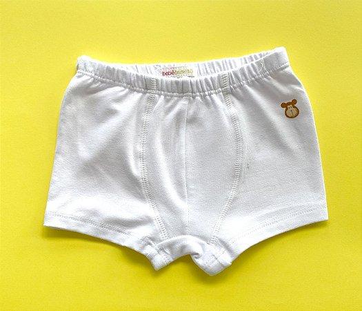Cueca Cotton Branco