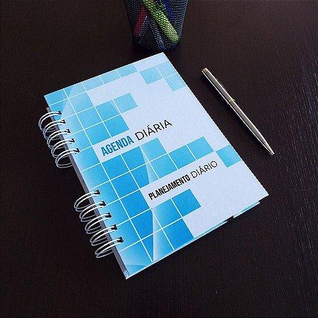 Agenda Diária Personalizada | Personalize a Capa Com Seu NOME | Ver Descrição | D11