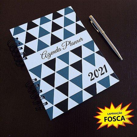 Agenda Planner Personalizada FOSCA | Personalize a Capa e Mês de Início |Ver Descrição | M100