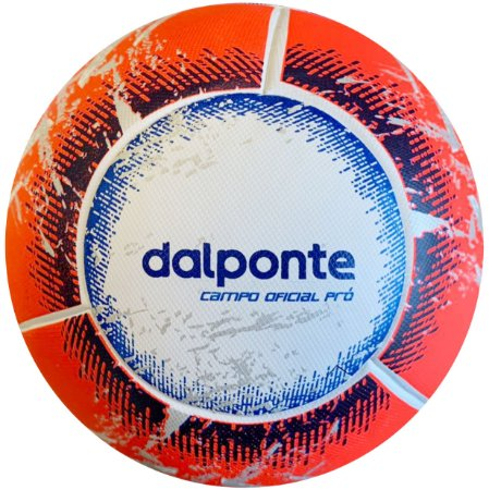 Bola Campo Dalponte Oficial PRO - Laranja