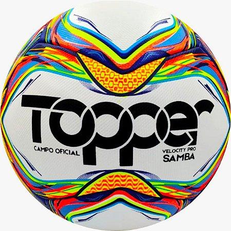Bola Campo Topper Gauchão Samba Pró
