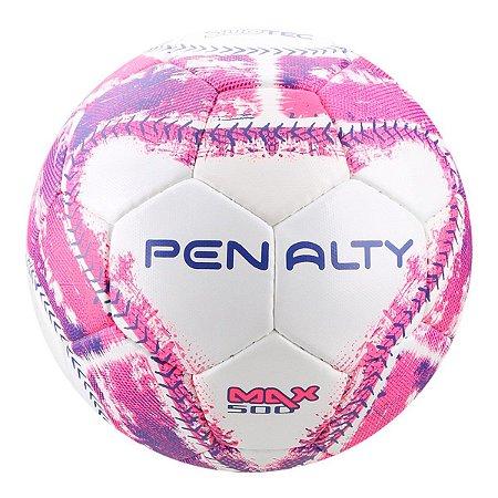 Bola De Futsal Penalty Max 500 Com Costura
